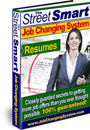 Resume Writing-Resume Cover Letter